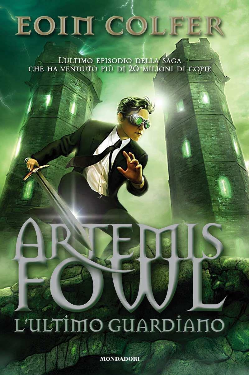 L'ottavo romanzo di Artemis Fowl