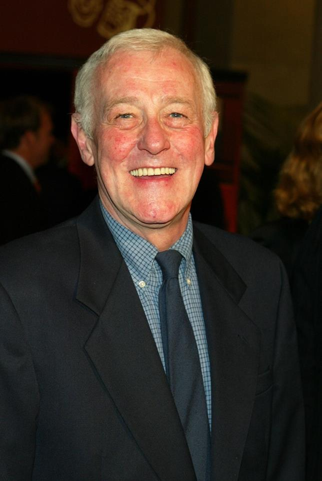L'attore John Mahoney