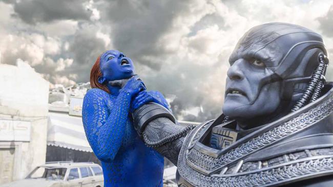 Il film X-Men: Apocalisse