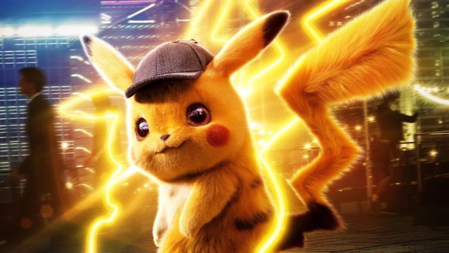 Image result for Pokémon Detective Pikachu