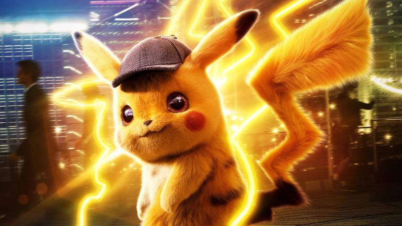 Pikachu realistico nel film Pokémon: Detective Pikachu