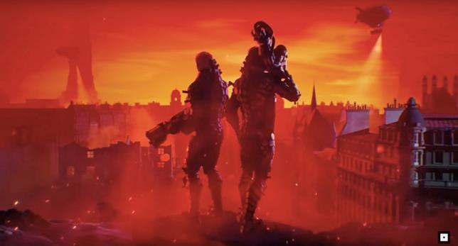 Concept art di Wolfenstein: Youngblood