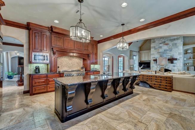 La cucina di Selena Gomez