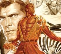 Doc Savage nella sua versione fumettistica