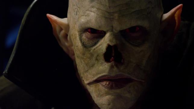 Il Padrone è il capo dei vampiri nella serie The Strain