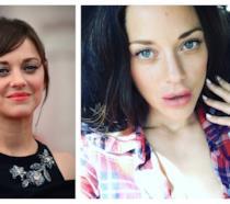 Marion Cotillard, prima e dopo
