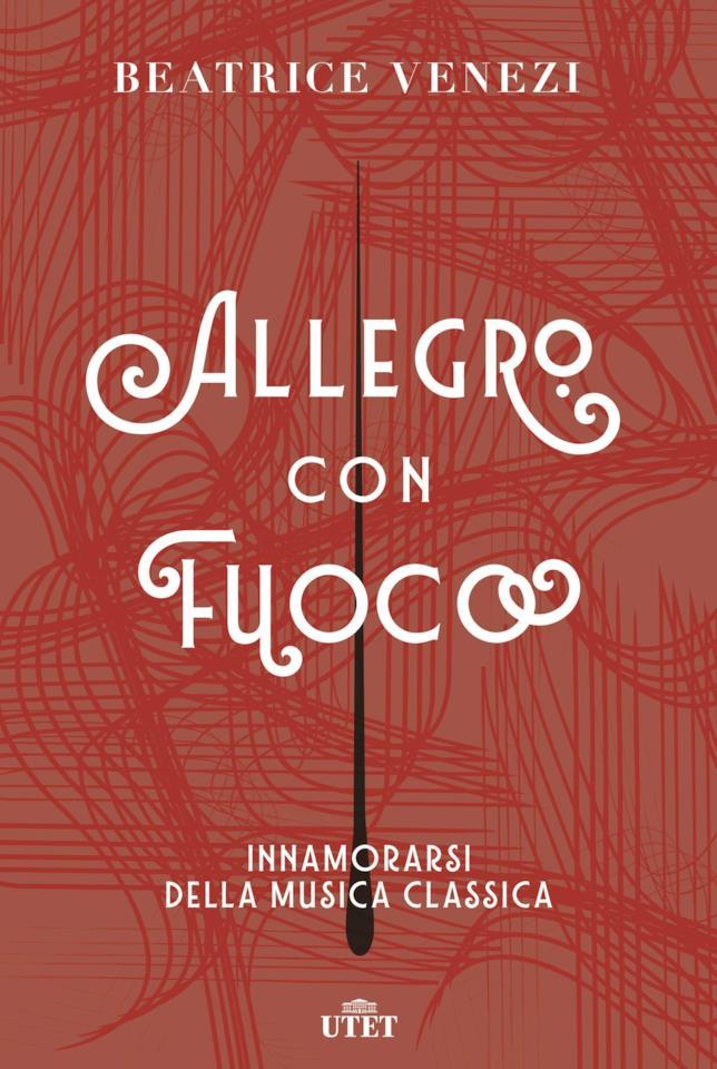 La copertina di Allegro con fuoco
