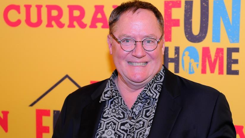 John Lasseter a un evento pubblico