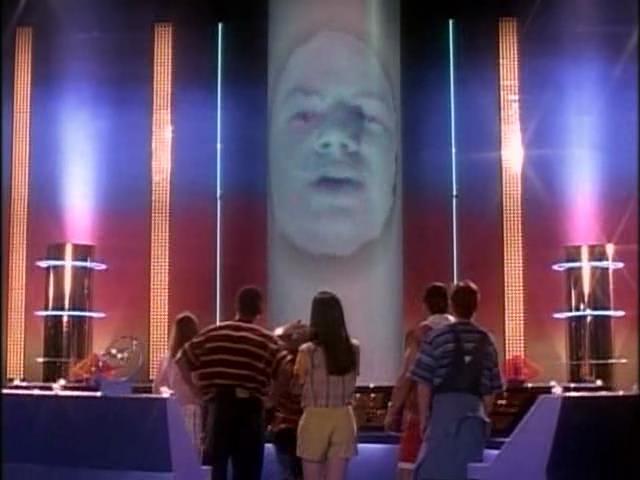 Zordon nella serie tv Power Rangers
