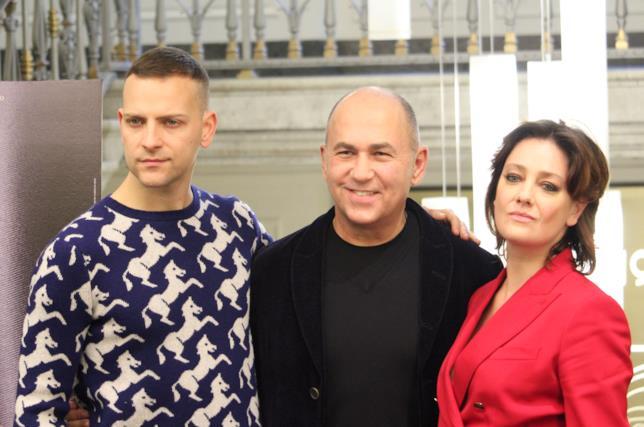 Ferzan Ozpetek, Alessandro Borghi e Giovanna Mezzogiorno in Napoli Velata