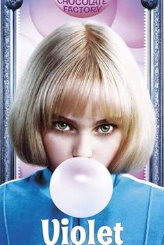 Il poster di Violetta Beauregarde