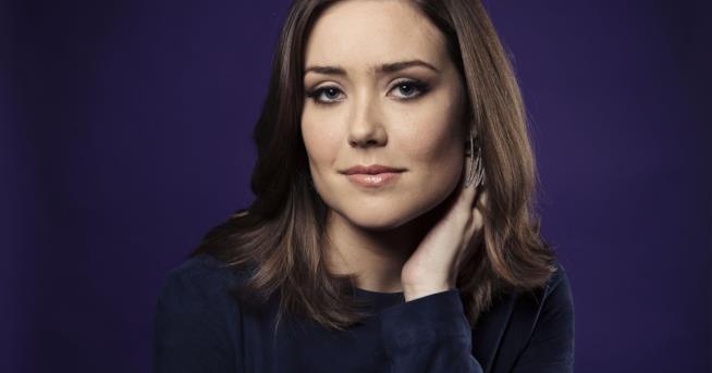 Megan Boone, l'attrice che interpreta Liz in The Blacklist 3