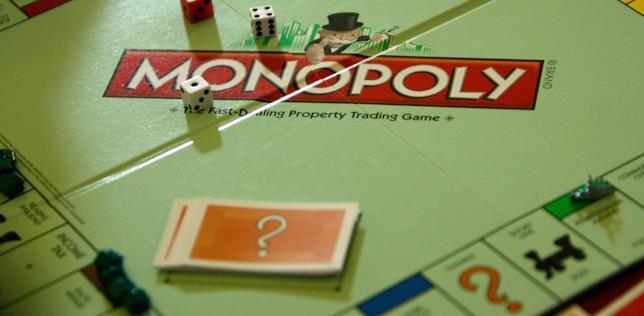 La versione internazionale del Monopoly