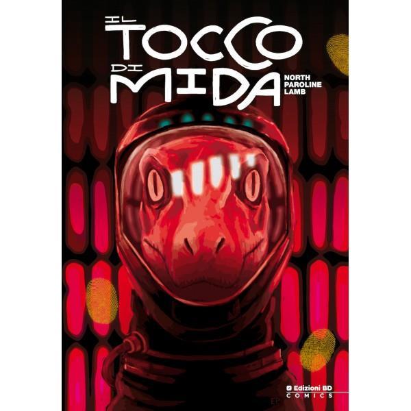 Cover del fumetto Il Tocco di Mida