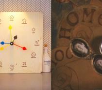 L'orologio Eta Clock
