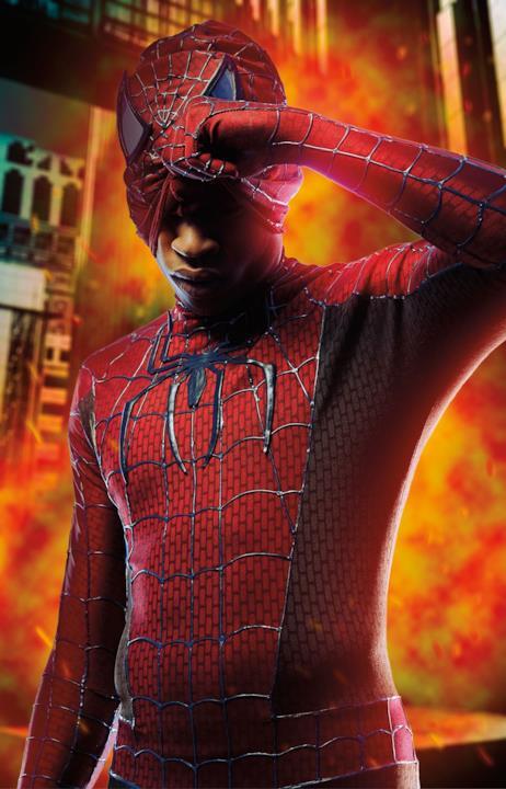 Il primo Spider-Man di colore potrebbe essere l'attore afroamericano Bryshere Y. Gray di Empire