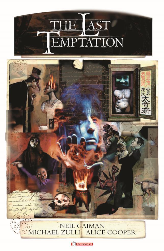 cover di The Last Temptation