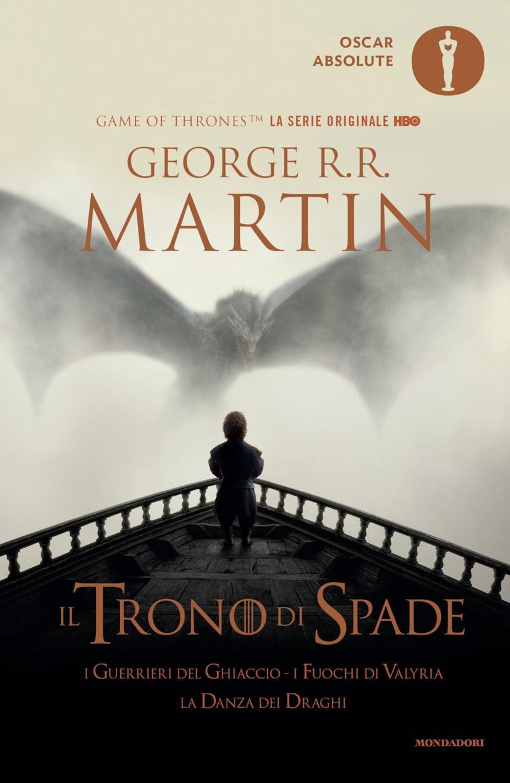 Il quinto volume del trono di spade