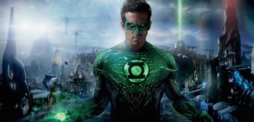Risultati immagini per lanterna verde film poster