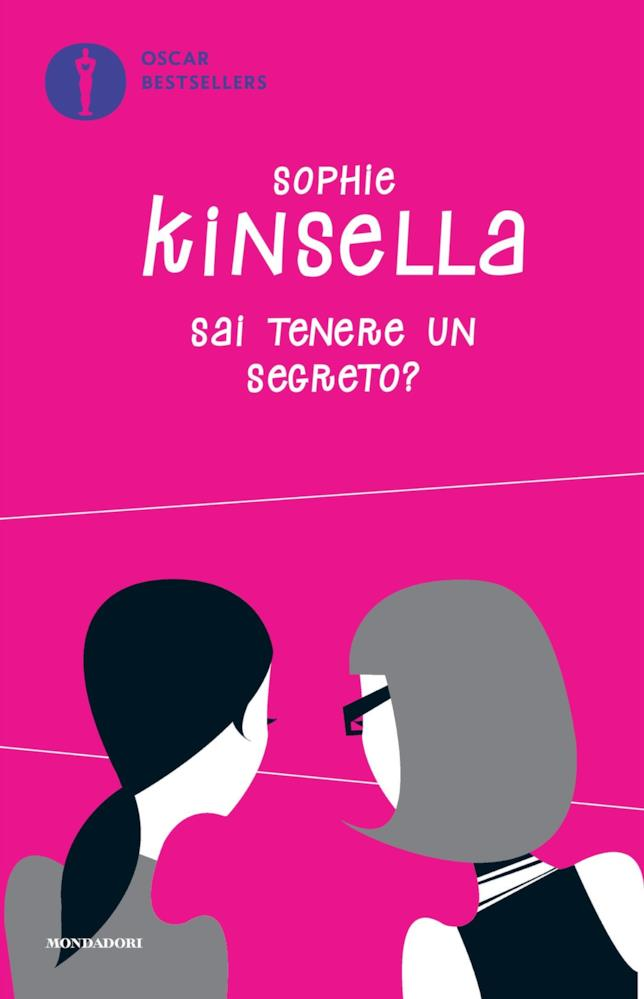 Il romanzo Sai tenere un segreto? di Sophie Kinsella