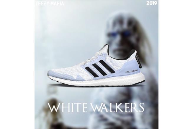 Game of Thrones: la collezione di scarpe Adidas a tema [UPDATE]