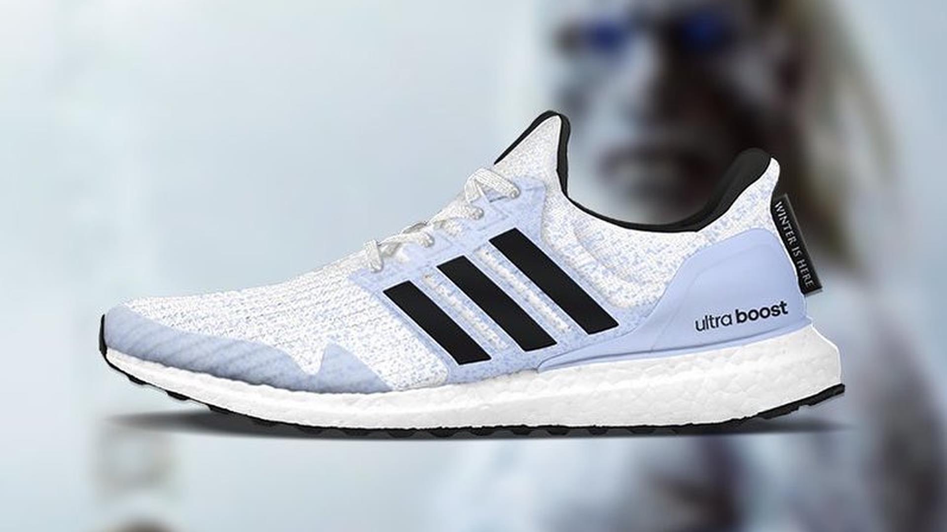 Adidas omaggia il Trono di Spade e crea una scarpa ispirata