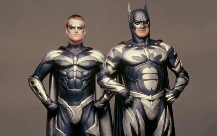 I protagonisti di Batman&Robin