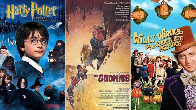 Classifica dei migliori film per ragazzi