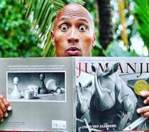 Il sequel di Jumanji è spostato a Natale 2017