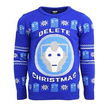 Il maglione di natale de Doctor Who