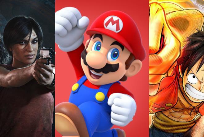 Alcuni dei protagonisti dei videogame in uscita ad agosto 2017