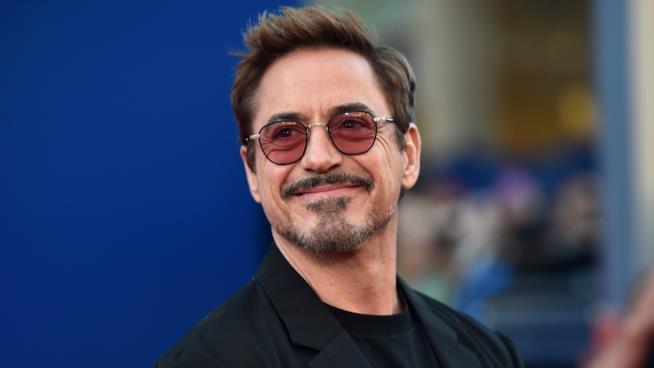 Robert Downey Jr. sul red carpet