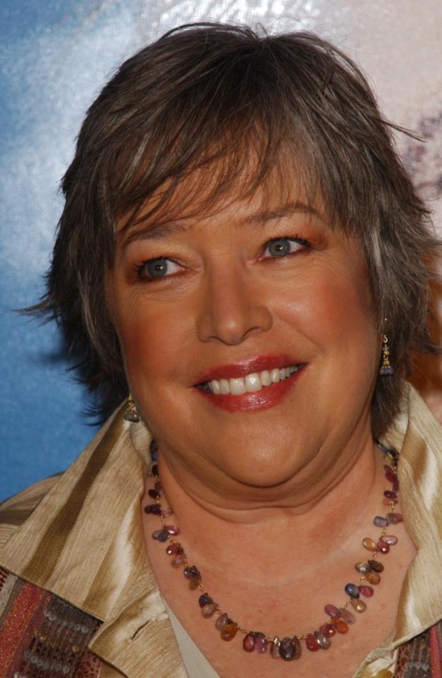 Kathy Bates in primo piano