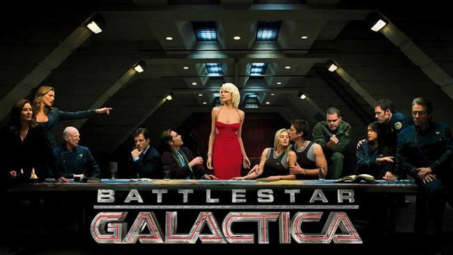 Battlestar Galactica, serie 2003