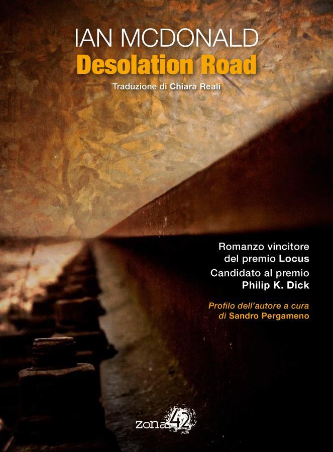 La copertina di Desolation Road