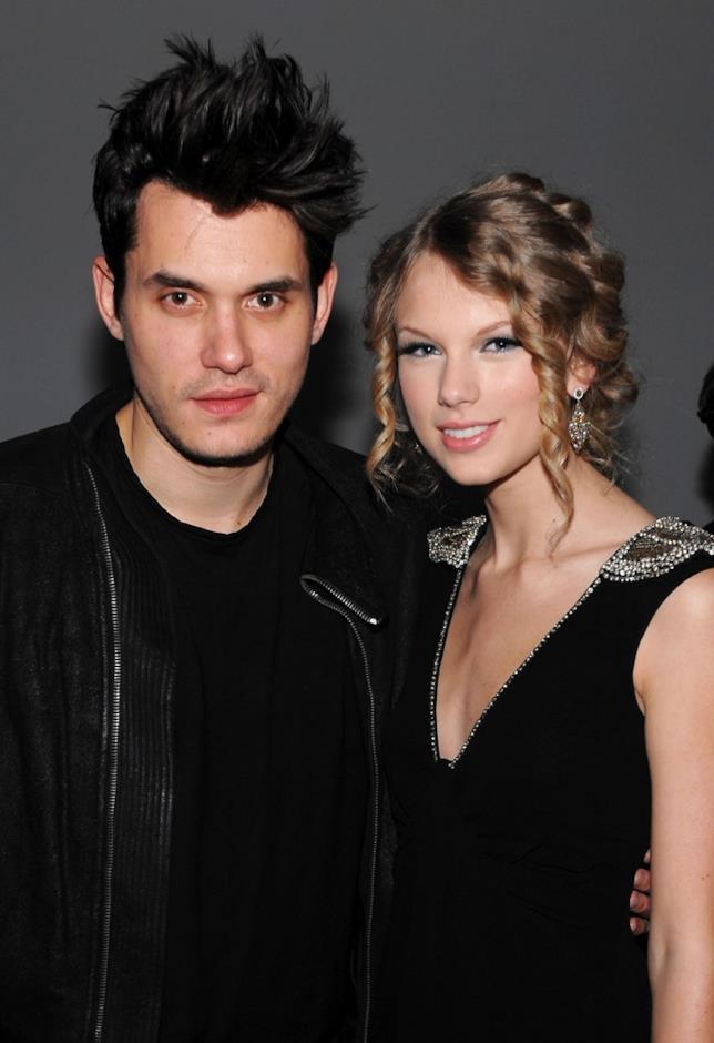 Taylor Swift e John Mayer ai tempi della loro storia