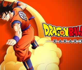 Dragon Ball Z Kakarot logo