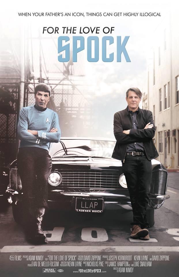 For the Love of Spock: il primo poster del documentario
