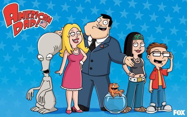 La serie American Dad