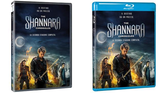Shannara - stagione 2 - Home Video