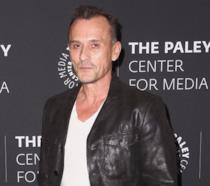 Robert Knepper a un evento ufficiale
