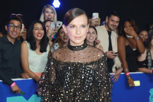 L'attrice protagonista di Stranger Things