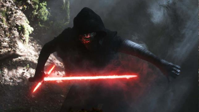Kylo Ren di Star Wars 7