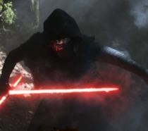 Kylo Ren, antagonista in Star Wars 7
