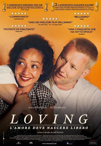 La locandina di Loving