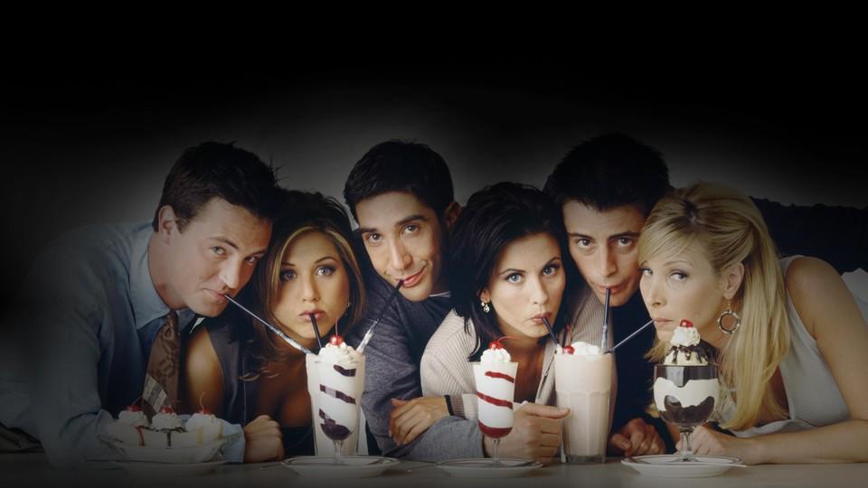Friends - Il cachet del cast nelle ultime stagioni sfiorava i 22 milioni. Fate voi i conti.