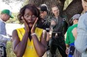 Little Monsters, la maestra Lupita Nyong'o spacca crani di zombie nel nuovo trailer