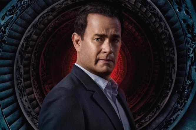 Tom Hanks nel poster ufficiale di Inferno