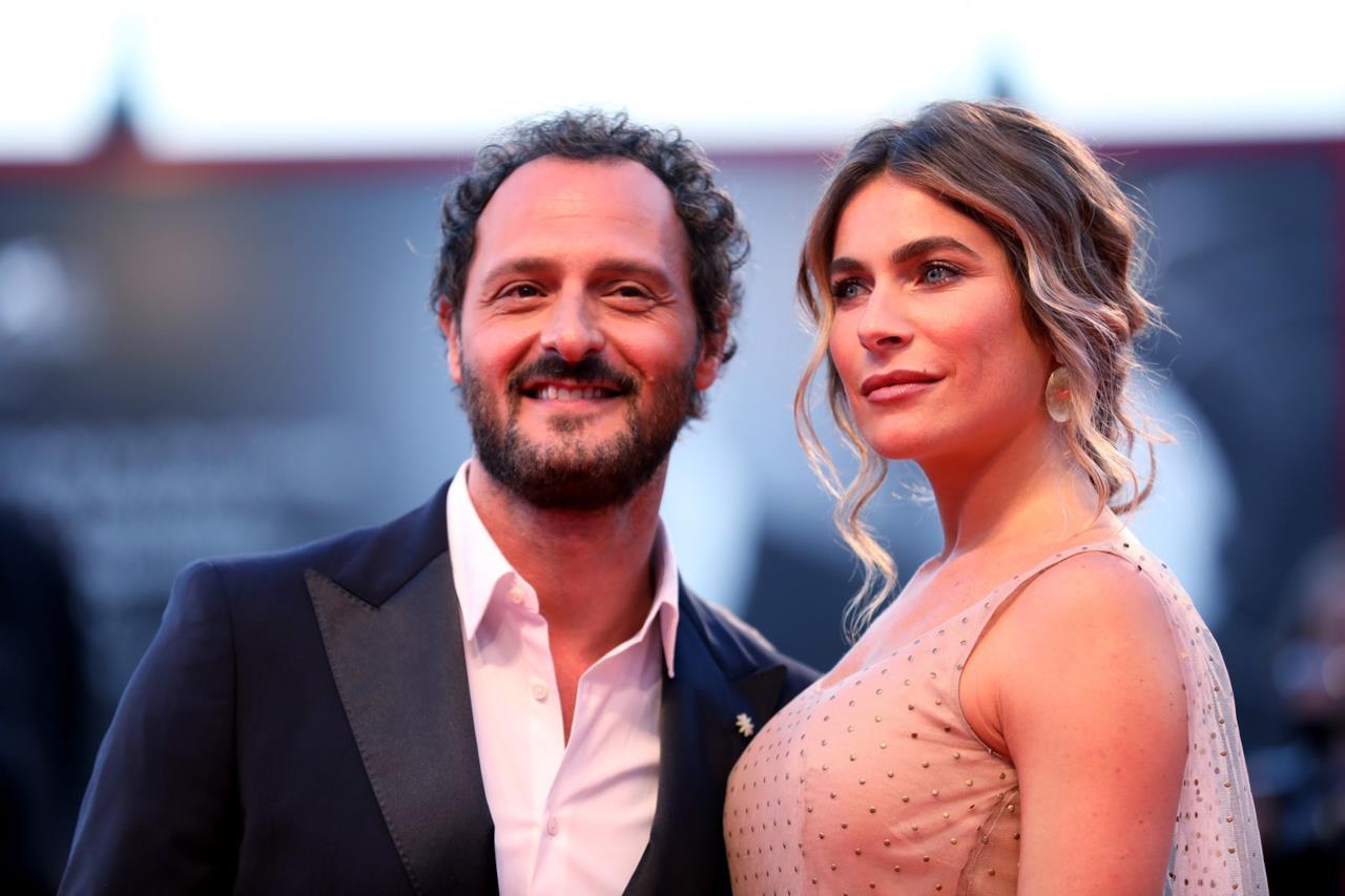 Fabio Troiano e Eleonora Pedron alla Mostra del Cinema di Venezia