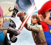 Alcuni degli eroi dei migliori videogiochi mobile del momento